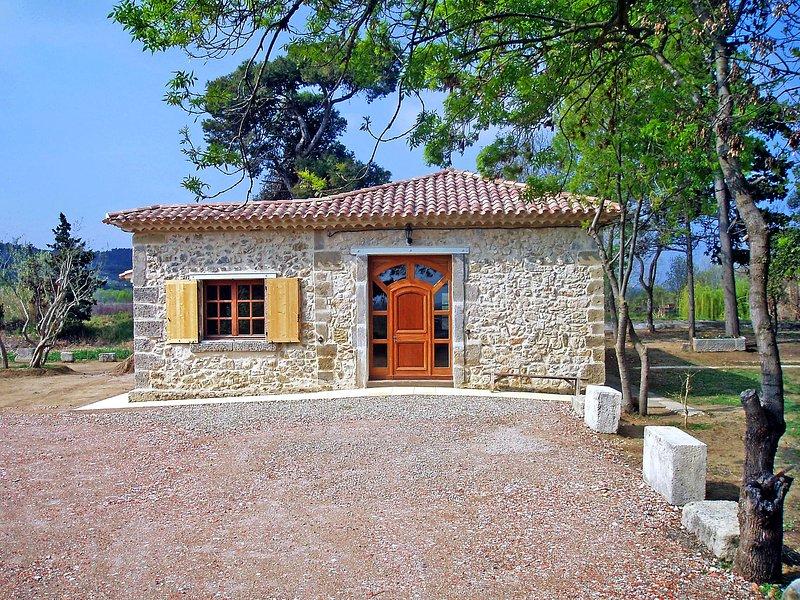 Domaine La Batisse, location de vacances à Lespignan
