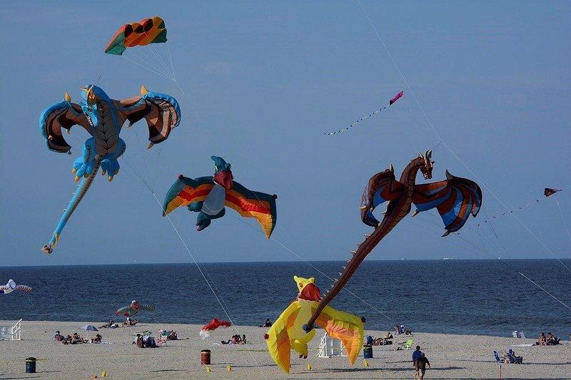 Flying Kites, alquiler de vacaciones en Seaside Heights