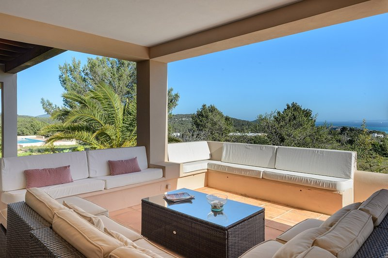 Villa for rent ibiza, location de vacances à Sant Josep de Sa Talaia