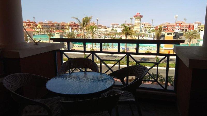 apart hotel on porto sharm, holiday rental in Nabq Bay