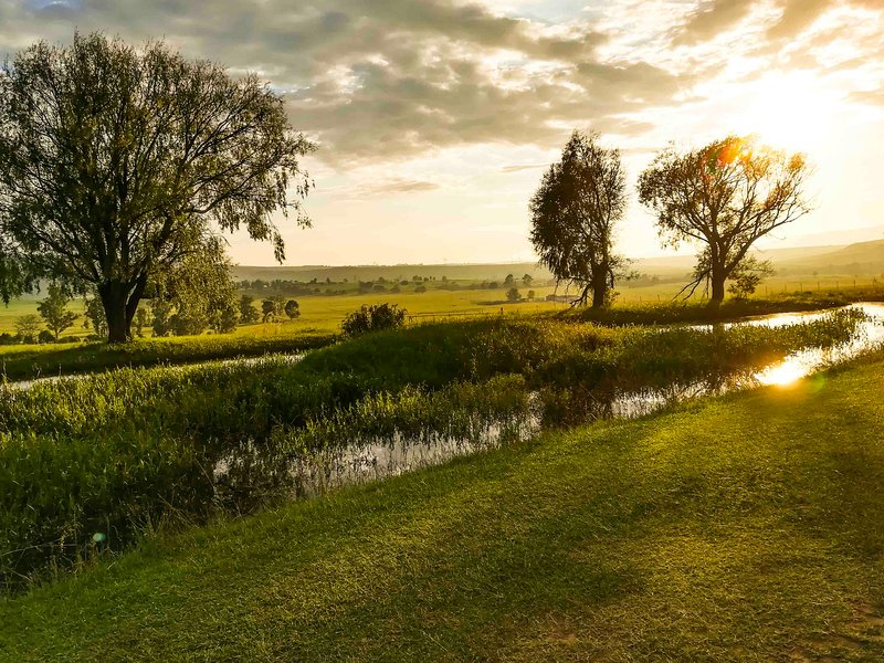 Mooi River country club cottage, holiday rental in Nottingham Road