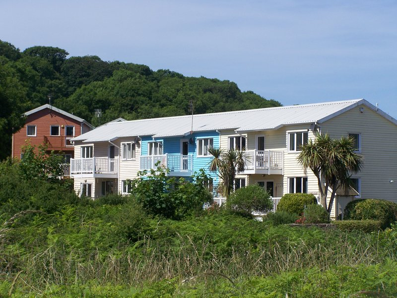 2 TENBY LODGE - Beach Location  - Sleeps  Max 4 adults, holiday rental in Pembroke