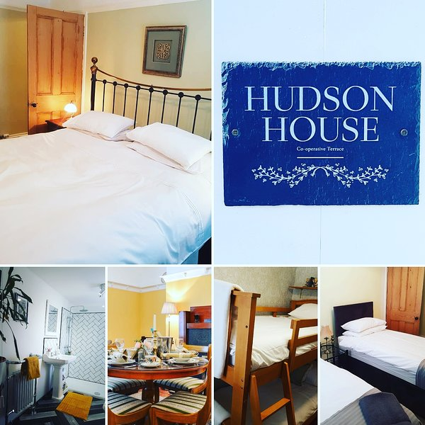 Hudson House, location de vacances à Shotton Colliery