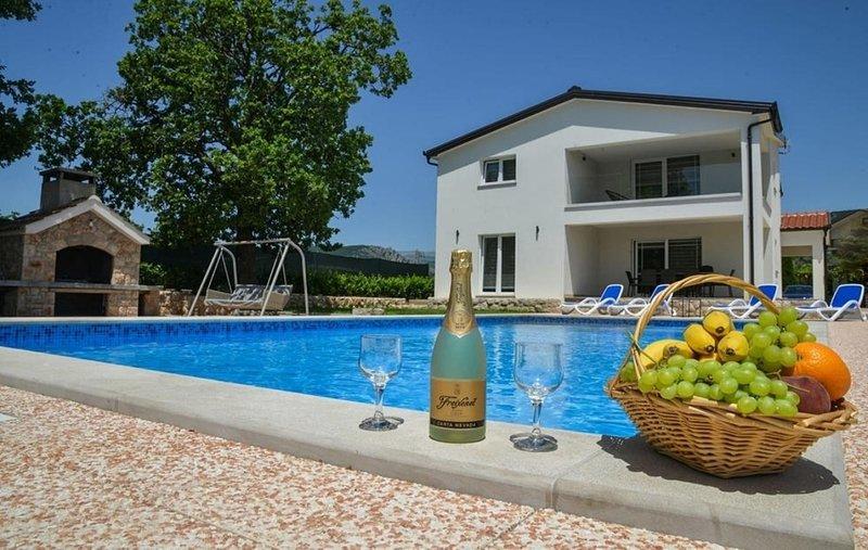 Holiday house Villa Maria, aluguéis de temporada em Imotski