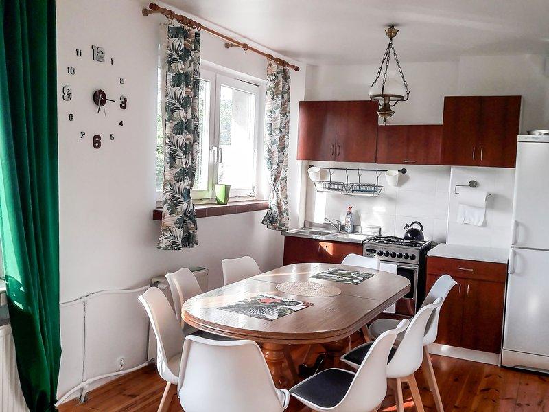 Długa, vacation rental in Choczewo