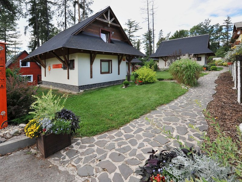 Domek Tatry, holiday rental in Velka Lomnica