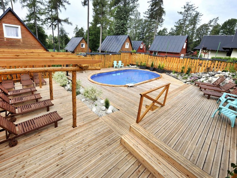 Chata Tatry, holiday rental in Velka Lomnica