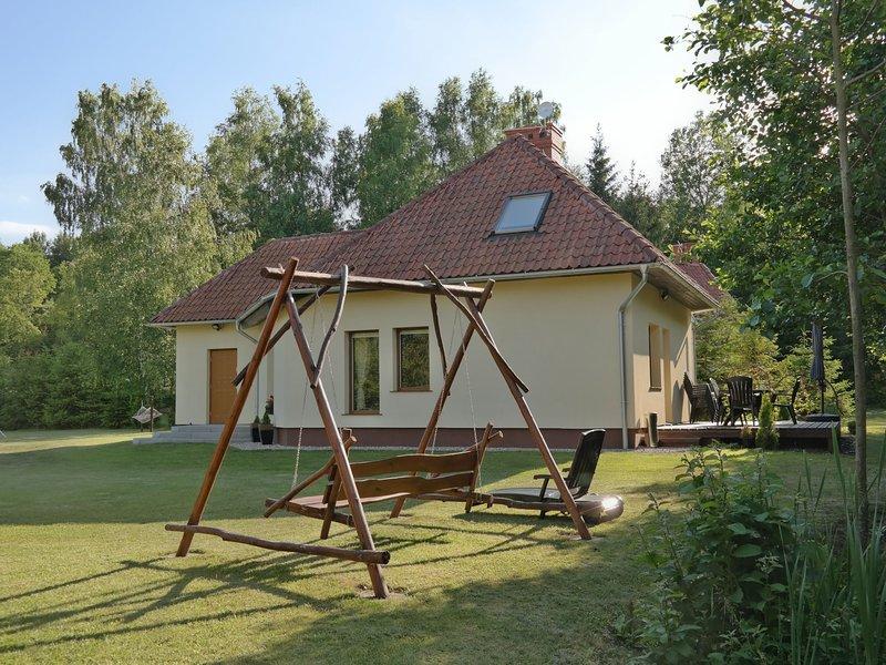 Mazurska Sielanka, vacation rental in Ryn