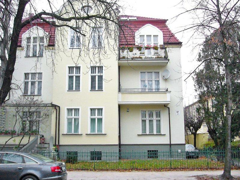 Chopina, holiday rental in Sopot