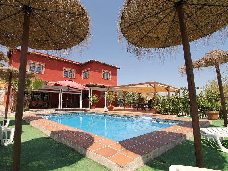 Mirador de Aranjuez, vacation rental in Sesena Nuevo