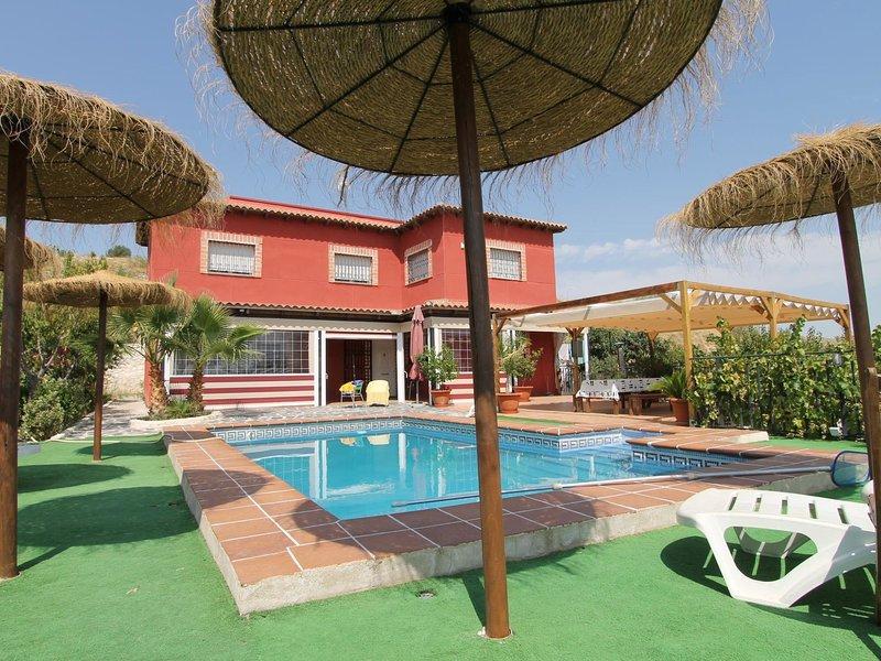 Mirador de Aranjuez, vacation rental in San Martin de la Vega