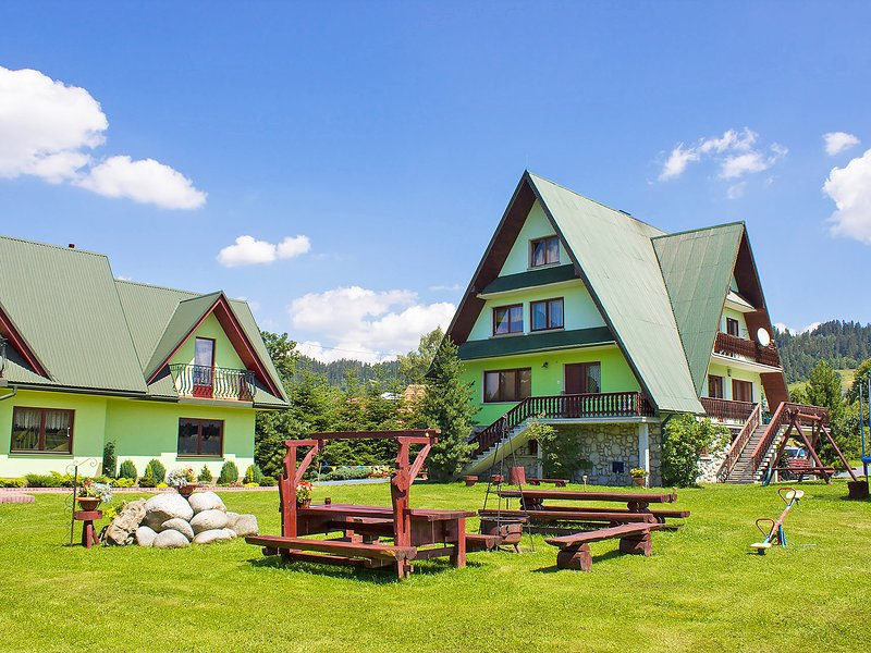 Super Hacjenda, vacation rental in Lapsze Nizne