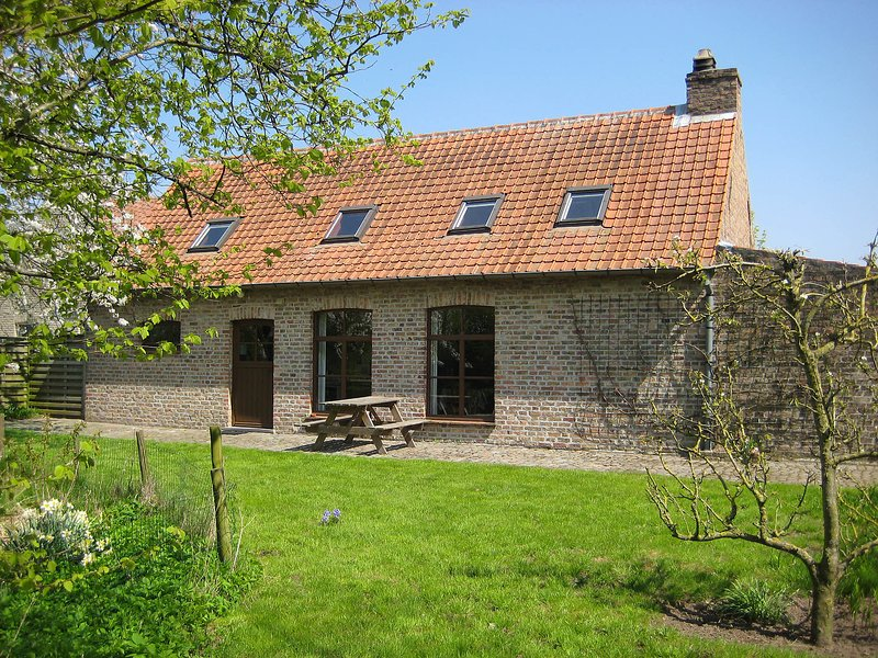 De Muyshoek, holiday rental in Pittem