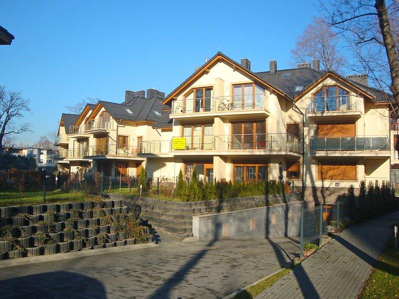 Apartament Olszówka, location de vacances à Istebna