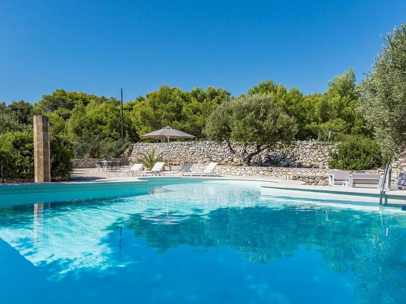 Adriatic villa LE*****************, holiday rental in Castrignano del Capo