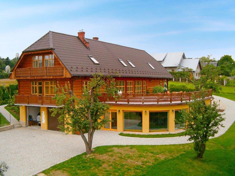 Borówna, vacation rental in Limanowa