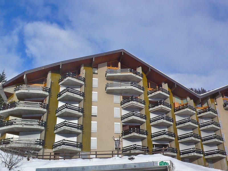 Topaze, vacation rental in Grimisuat