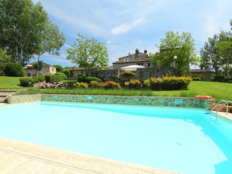 Aia, vacation rental in Armaiolo