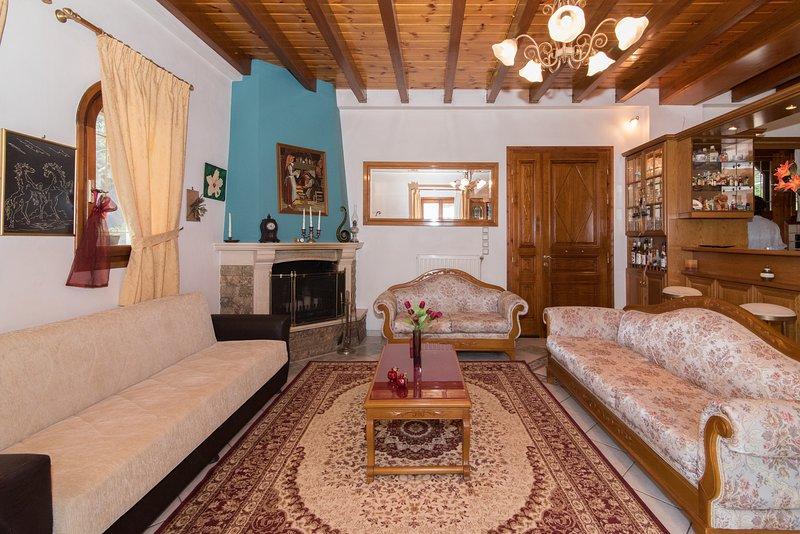 Villa Margarita Zante, holiday rental in Lagopodo