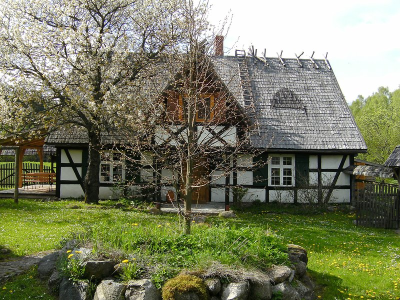 Sianowska Huta, holiday rental in Sulecki Borek