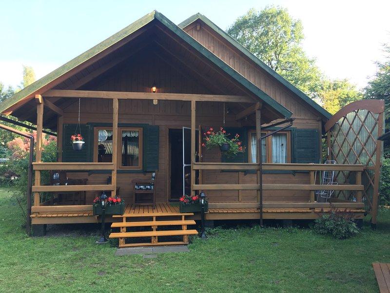 Sasino-Zielonka 1, holiday rental in Leba