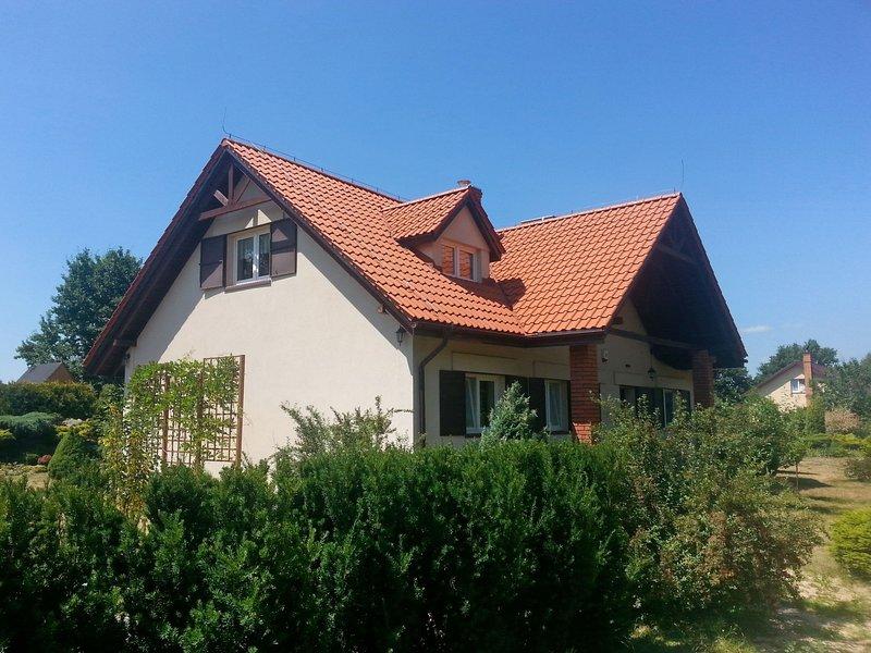 Latków, vacation rental in Garwolin