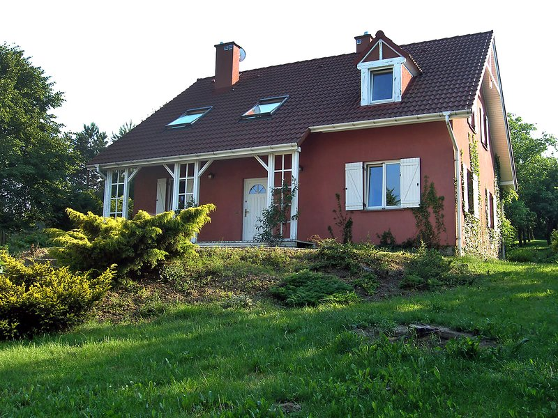 Pękowice, holiday rental in Chrosna