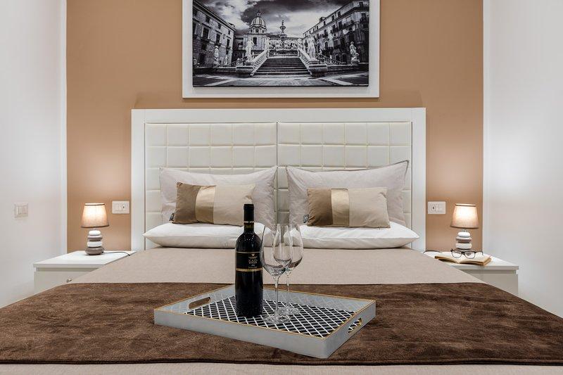 Volturno Apartment al centro storico di Palermo, holiday rental in Villagrazia di Carini