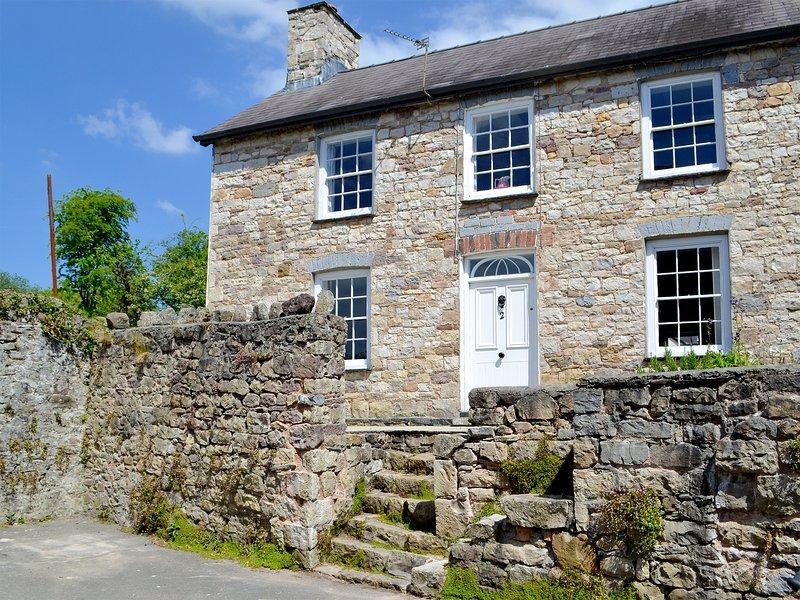 The Mill Farmhouse, holiday rental in Pentrefelin