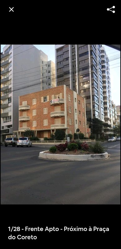 Apartamento - Centro de Torres - Praia Grande, holiday rental in Passo de Torres