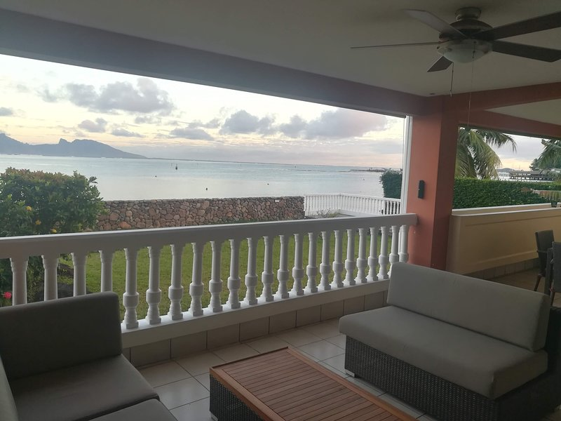 Appartement de Prestige Punaauia, vacation rental in Tahiti