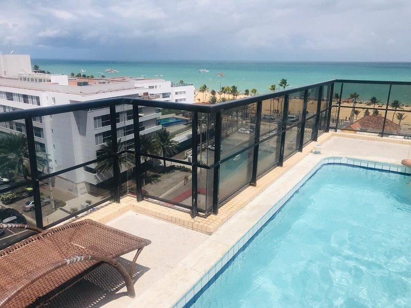 CABO BRANCO HOME - PERTO DO MAR, vacation rental in Conde