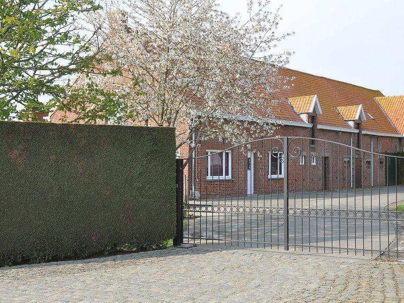 Hulstehof, alquiler de vacaciones en Roeselare