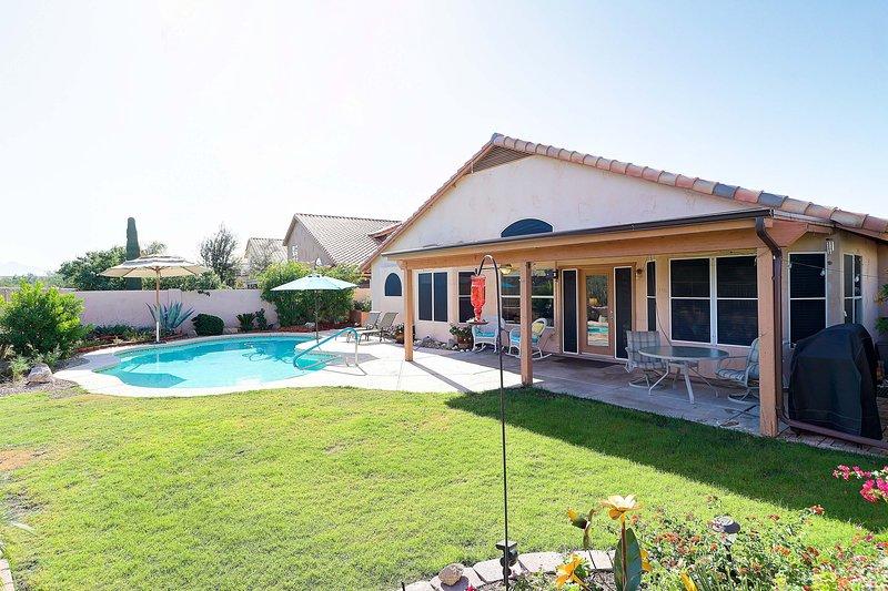 Annie's Home, holiday rental in Buckeye