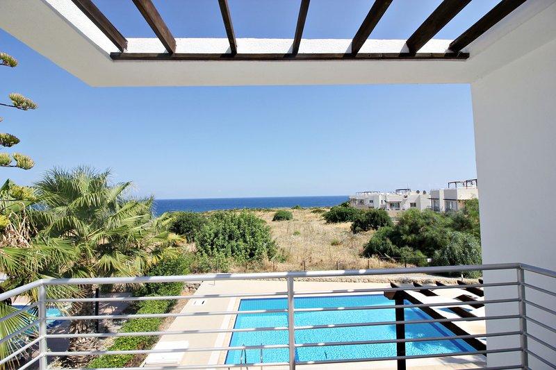 Turtle Bay 19  - Three Bedroom Villa, holiday rental in Agios Amvrosios