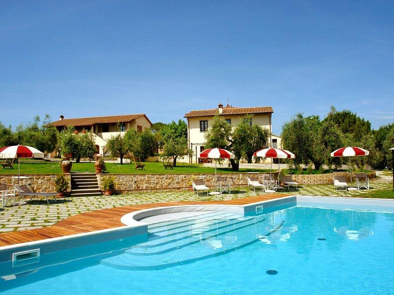 Borgo Fontana, vakantiewoning in Cerreto Guidi