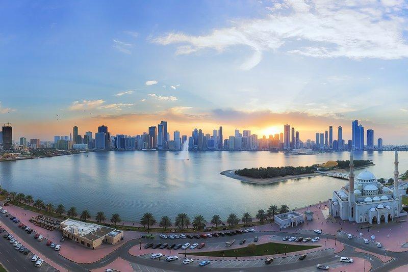 RESTFUL 2 BR + BREAKFAST, AL NUD, NEAR KHALID LAKE, location de vacances à Sharjah
