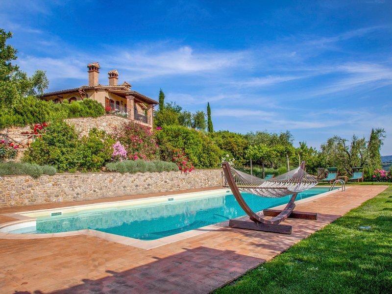 Allerona, vacation rental in Trevinano