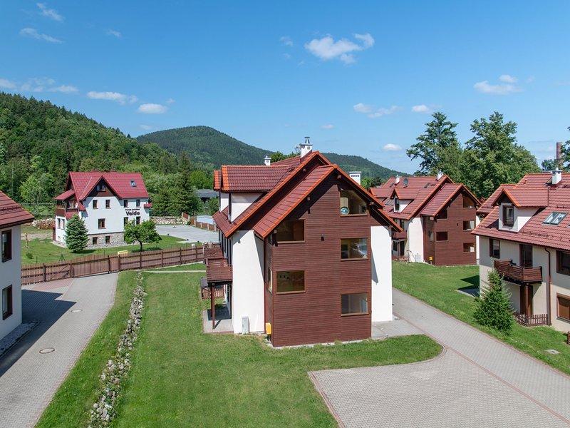 Nad Łomniczką, holiday rental in Horni Mala Upa