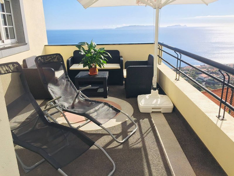 Beautiful house with sea view, holiday rental in Gaula