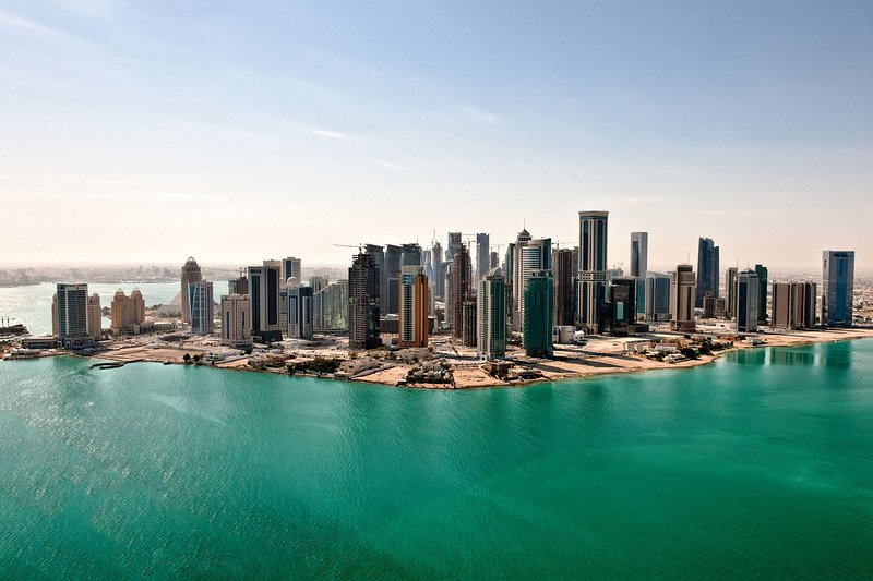 DESIGNER STUDIO ON DIPLOMATIC ST IN WEST BAY, DOHA, holiday rental in Qatar