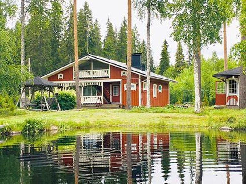 Majavanpesä, location de vacances à Aatola