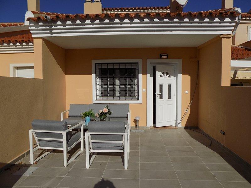 Casa Hystvedt, holiday rental in Monte Faro