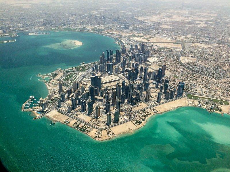 ORNATE STUDIO NEAR DECC IN WEST BAY, DOHA, holiday rental in Doha