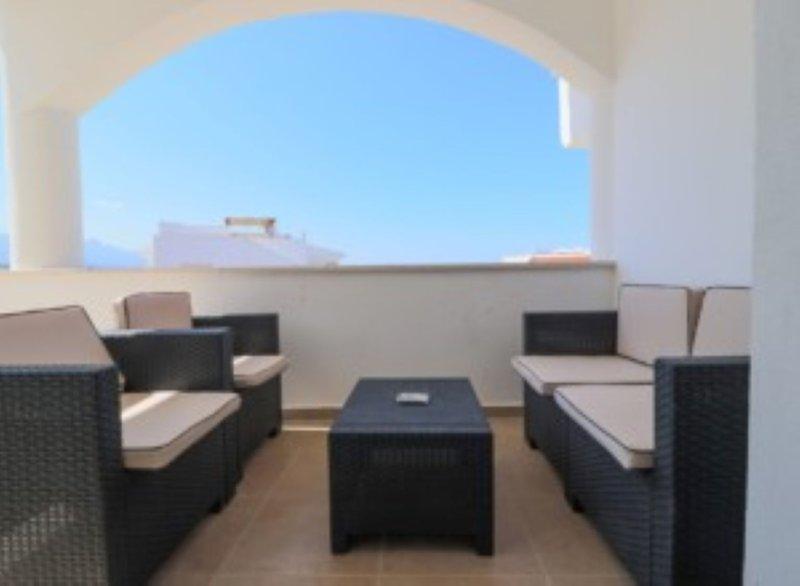 Sea Magic Park B2-7 - Three Bed Penthouse, holiday rental in Agios Amvrosios