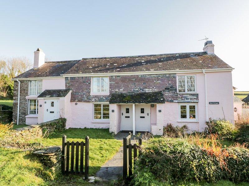 2 Rose Cottages, Polperro, casa vacanza a Lansallos
