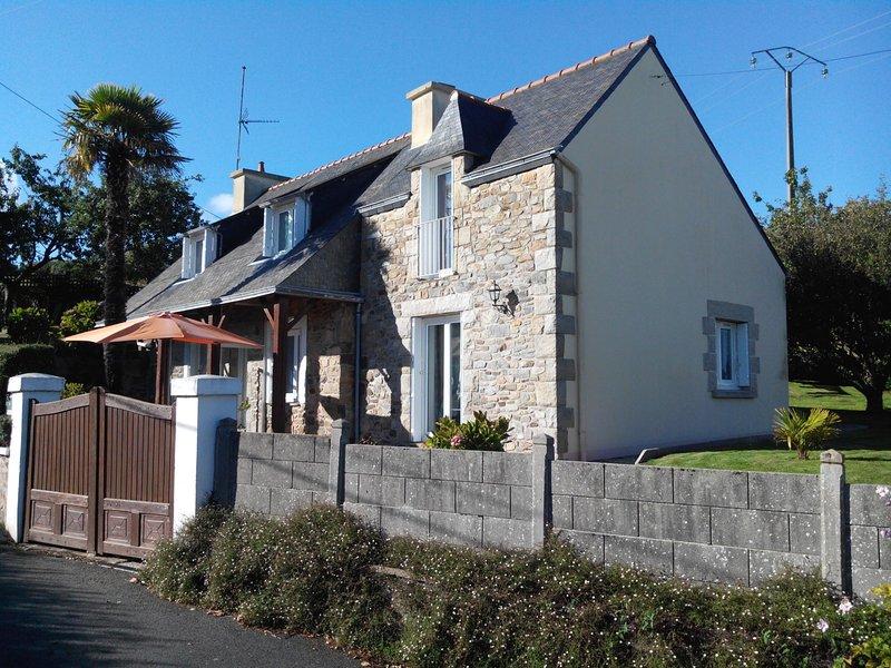 Gîte de Loguivy, holiday rental in Lezardrieux