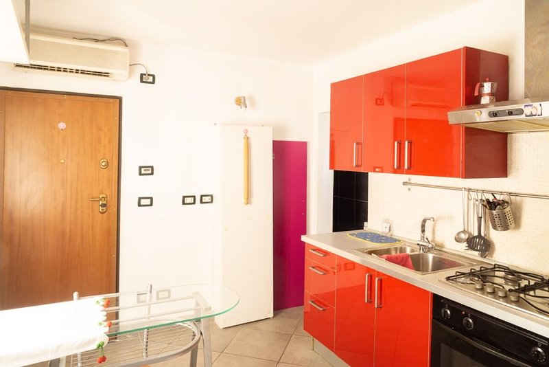 Amazing apt with terrace & Wifi, vacation rental in Chiesuol del Fosso