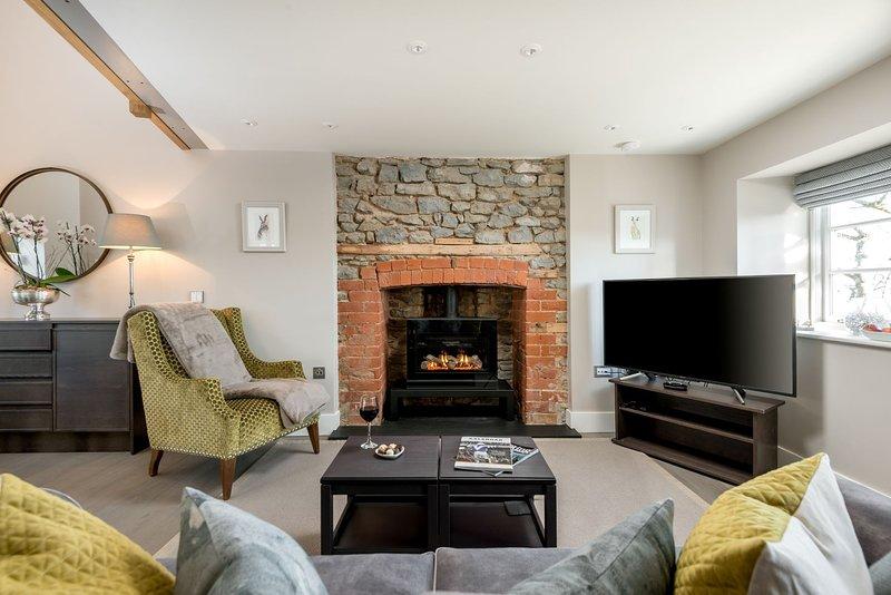 Sleeps 2 Luxury, Modern, Romantic Cottage perfect for couples, walkers,cyclists, location de vacances à Bolstone