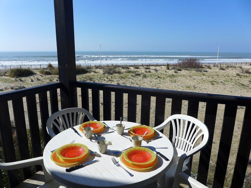 Les Terrasses de l'Atlantique, vacation rental in Lacanau-Ocean